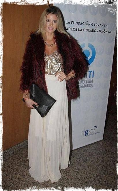 Opcion invernal vestido Penny love + tapadito De la Ostia/ winter option, dress + coat:
