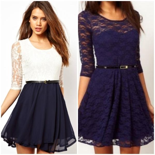 Vestidos/dresses: Sheinside