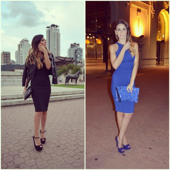 black or blue?