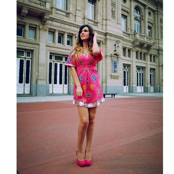 #ootd: Rapsodia dress