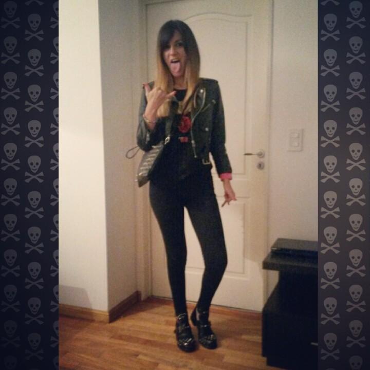 Ready to rock & roll! #lollapalooza