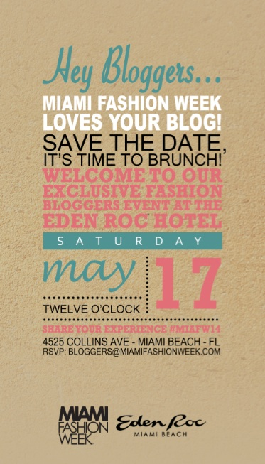 Bloggers Invitation