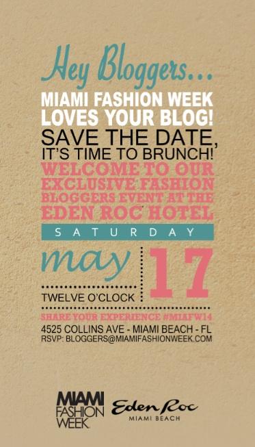 Bloggers Invitation