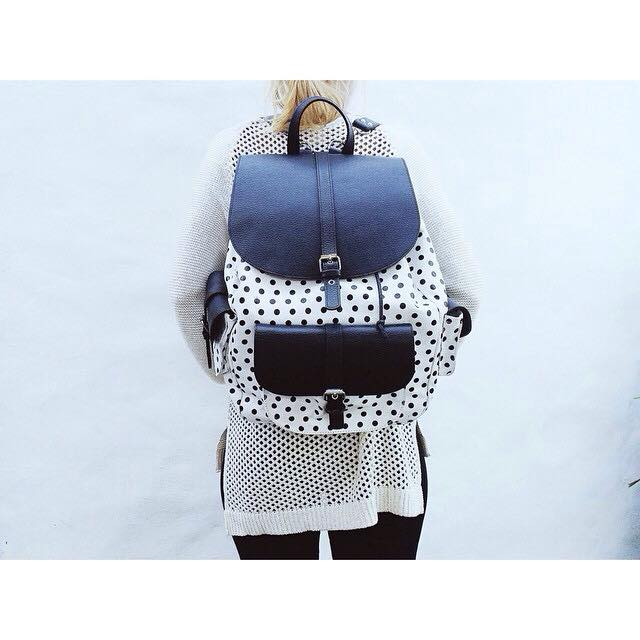 cotton candy backpack ML
